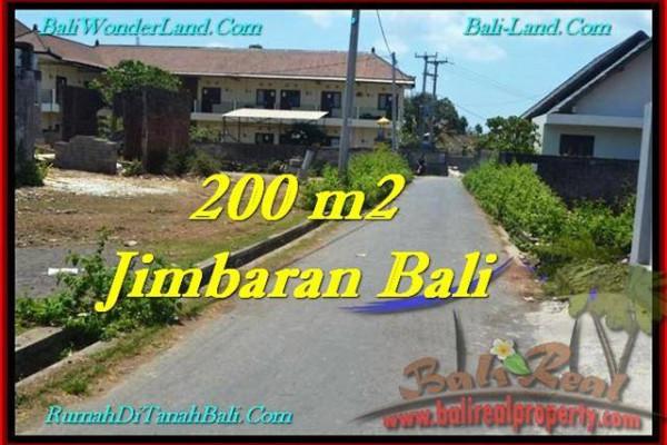 Magnificent 200 m2 LAND FOR SALE IN JIMBARAN BALI TJJI101