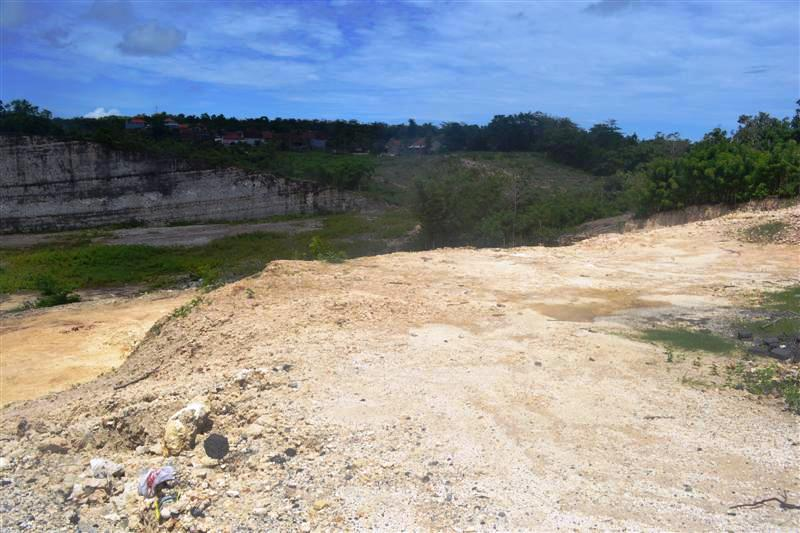 Land in Jimbaran for sale 3,600 sqm Stunning view