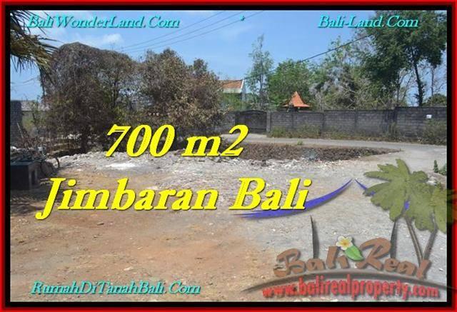 Beautiful 700 m2 LAND IN JIMBARAN BALI FOR SALE TJJI100