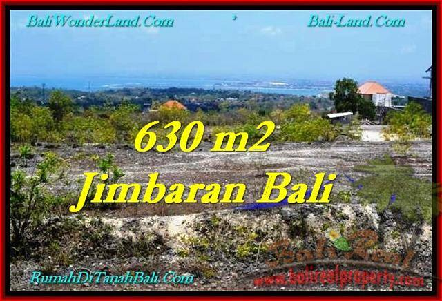 630 m2 LAND FOR SALE IN JIMBARAN TJJI099