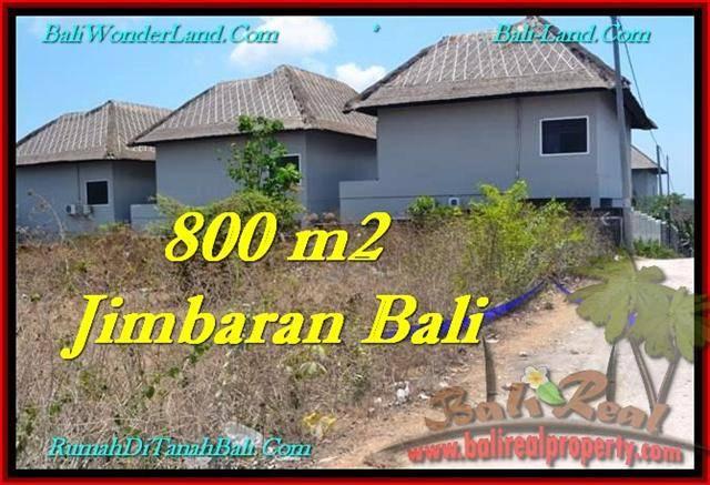 Magnificent 800 m2 LAND SALE IN JIMBARAN TJJI098