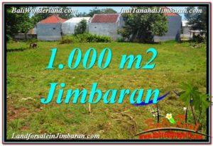 Beautiful LAND FOR SALE IN JIMBARAN BALI TJJI108