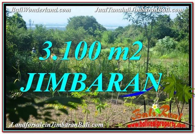 Magnificent PROPERTY 3,100 m2 LAND SALE IN JIMBARAN BALI TJJI113