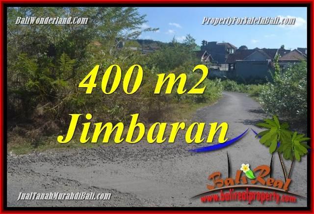 Exotic PROPERTY 400 m2 LAND IN JIMBARAN BALI FOR SALE TJJI119