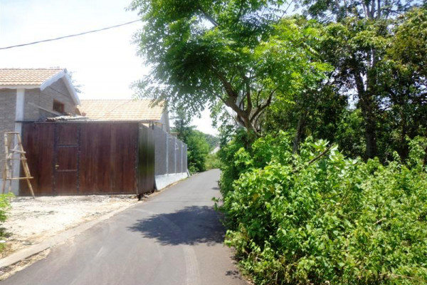 Land for sale in Jimbaran 39.48 Ares in Jimbaran Ungasan