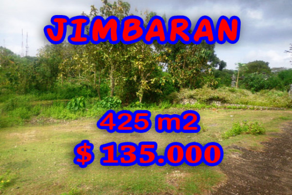 Land in Jimbaran for sale, Amazing view in Nusa Dua Bali – TJJI047
