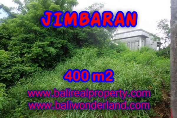 Land in Jimbaran Bali for sale, Exotic view in Jimbaran Ungasan – TJJI061