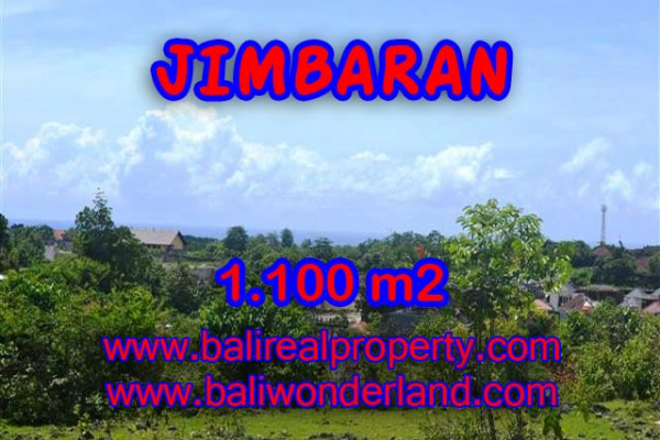 Land in Jimbaran for sale, Amazing view in Jimbaran Ungasan Bali – TJJI067