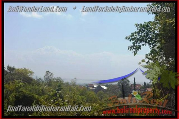 Affordable PROPERTY 375 m2 LAND IN Jimbaran Uluwatu BALI FOR SALE TJJI077