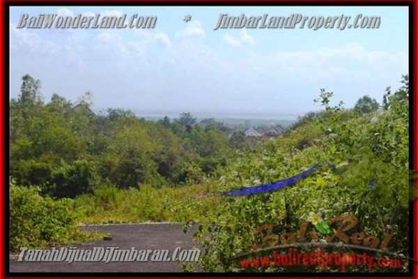 Beautiful 225 m2 LAND IN Jimbaran Uluwatu BALI FOR SALE TJJI078