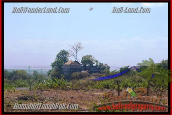 FOR SALE Magnificent 750 m2 LAND IN Jimbaran Uluwatu TJJI079