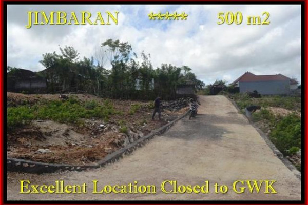 FOR SALE Magnificent PROPERTY LAND IN JIMBARAN BALI TJJI085
