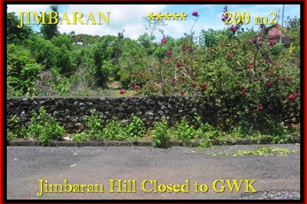 FOR SALE Magnificent PROPERTY LAND IN JIMBARAN BALI TJJI086