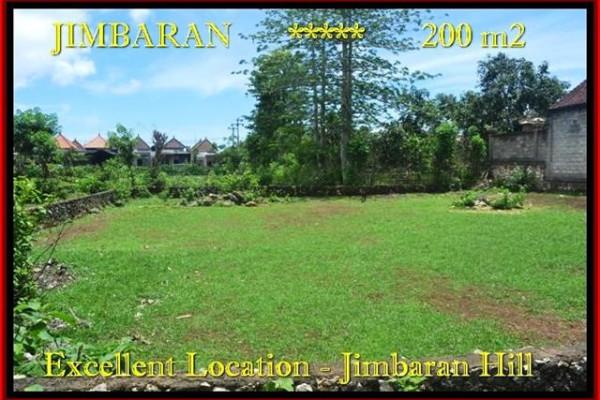 Beautiful LAND IN JIMBARAN BALI FOR SALE TJJI087