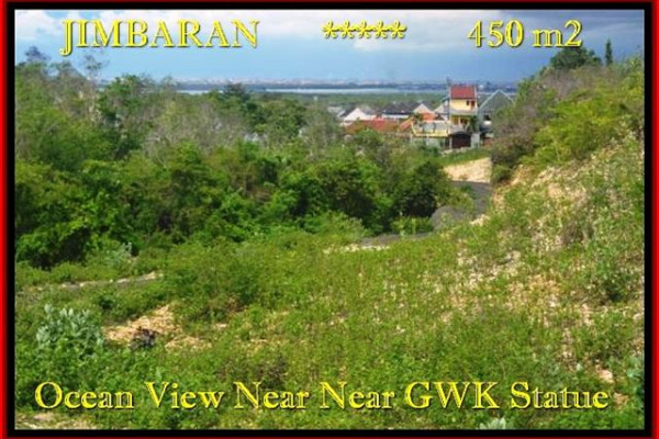 Magnificent PROPERTY Jimbaran Uluwatu BALI 225 m2 LAND FOR SALE TJJI093