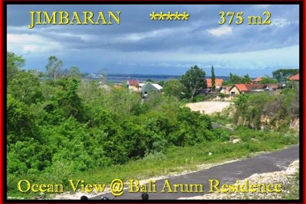 FOR SALE Beautiful 375 m2 LAND IN Jimbaran Uluwatu TJJI095