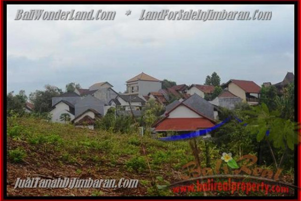 Beautiful PROPERTY LAND IN Jimbaran Ungasan FOR SALE TJJI076