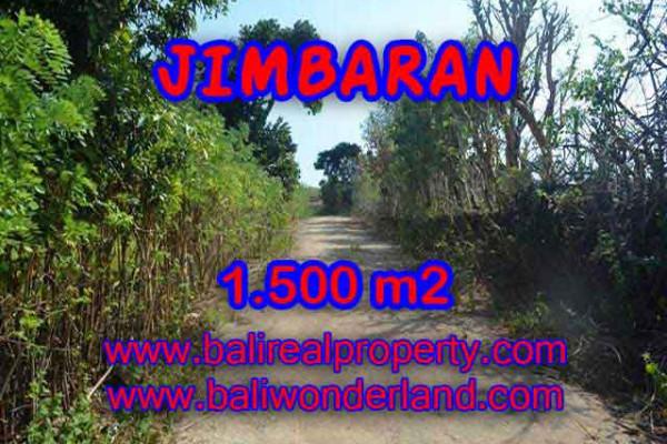 Exotic PROPERTY LAND FOR SALE IN Jimbaran Ungasan BALI TJJI075