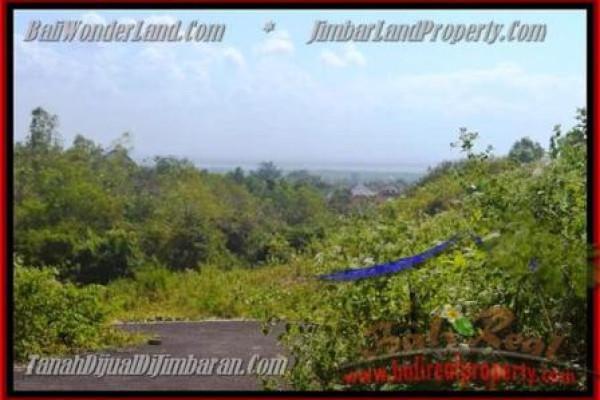 Jimbaran Uluwatu BALI 225 m2 LAND FOR SALE TJJI078