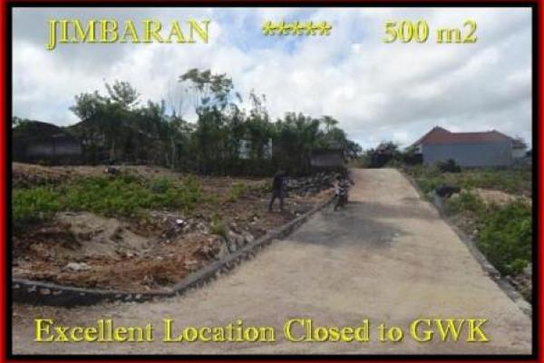 Affordable PROPERTY LAND FOR SALE IN Jimbaran Ungasan BALI TJJI085