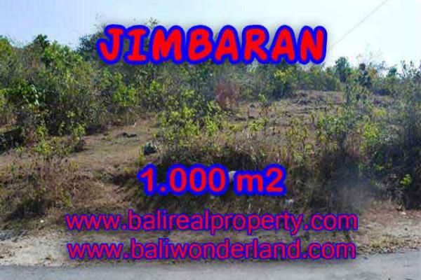 Magnificent Jimbaran Ungasan LAND FOR SALE TJJI074