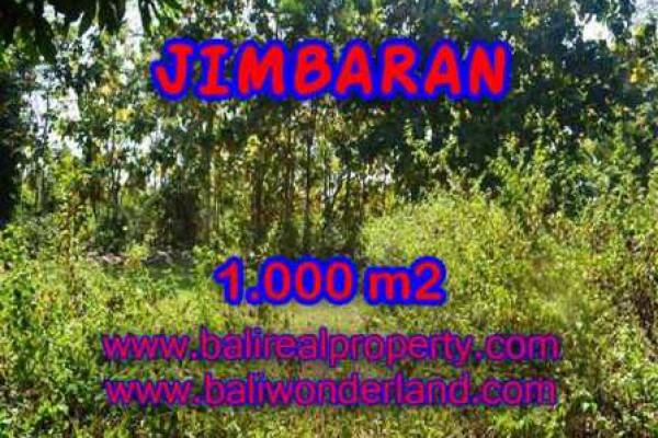 Exotic LAND IN Jimbaran Ungasan FOR SALE TJJI071