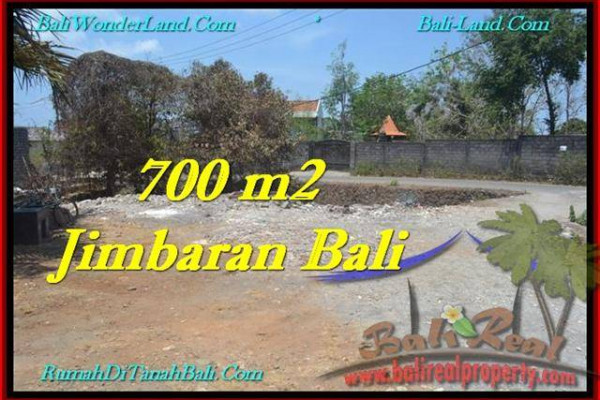 FOR SALE Affordable LAND IN JIMBARAN BALI TJJI100