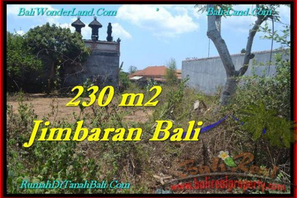 200 m2 LAND FOR SALE IN JIMBARAN TJJI102