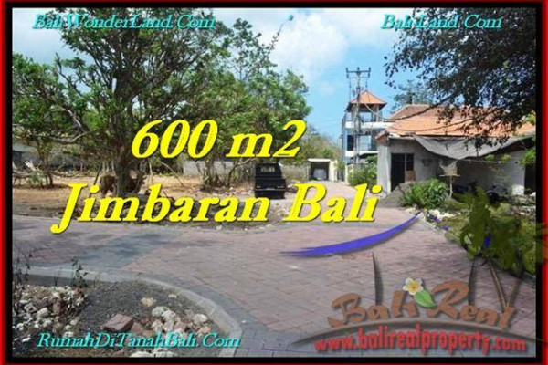 Magnificent PROPERTY JIMBARAN 600 m2 LAND FOR SALE TJJI097