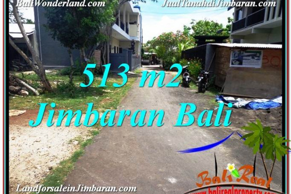 FOR SALE Affordable LAND IN JIMBARAN BALI TJJI105