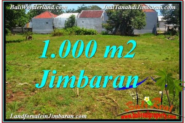 Affordable JIMBARAN LAND FOR SALE TJJI108