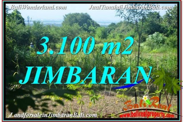 FOR SALE Affordable 3,100 m2 LAND IN Jimbaran Uluwatu  TJJI113