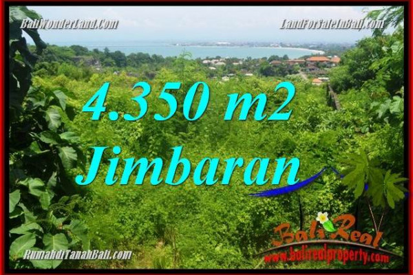 Exotic PROPERTY JIMBARAN BALI LAND FOR SALE TJJI120