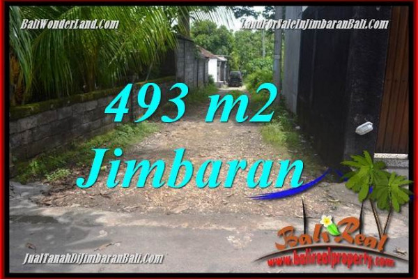 Affordable 493 m2 LAND IN JIMBARAN BALI FOR SALE TJJI125