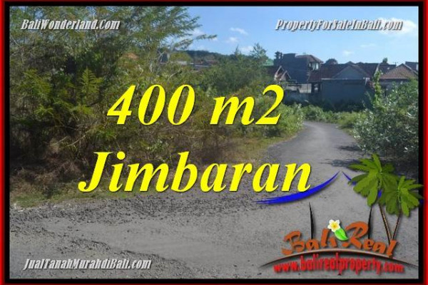 Exotic PROPERTY 400 m2 LAND IN JIMBARAN BALI FOR SALE TJJI119