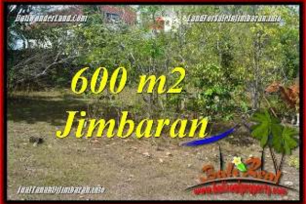 Magnificent 600 m2 LAND SALE IN JIMBARAN BALI TJJI134
