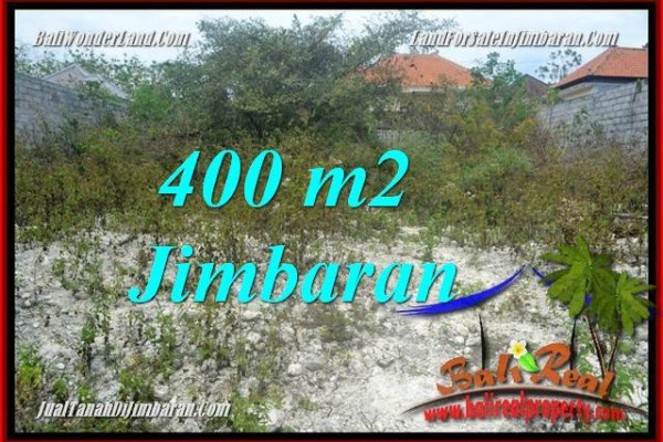 Magnificent PROPERTY 400 m2 LAND IN JIMBARAN UNGASAN BALI FOR SALE TJJI131