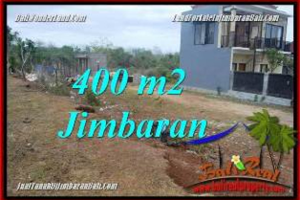 FOR SALE Magnificent PROPERTY 400 m2 LAND IN JIMBARAN TJJI132A