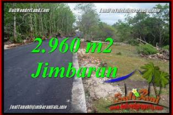 Exotic PROPERTY JIMBARAN UNGASAN LAND FOR SALE TJJI133A