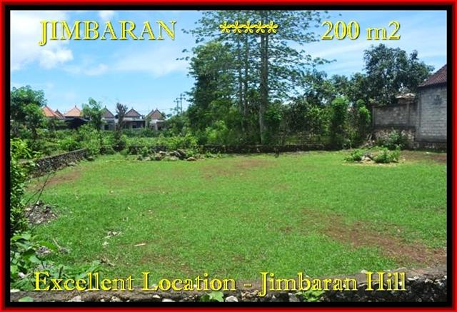 Beautiful LAND IN JIMBARAN BALI FOR SALE TJJI087