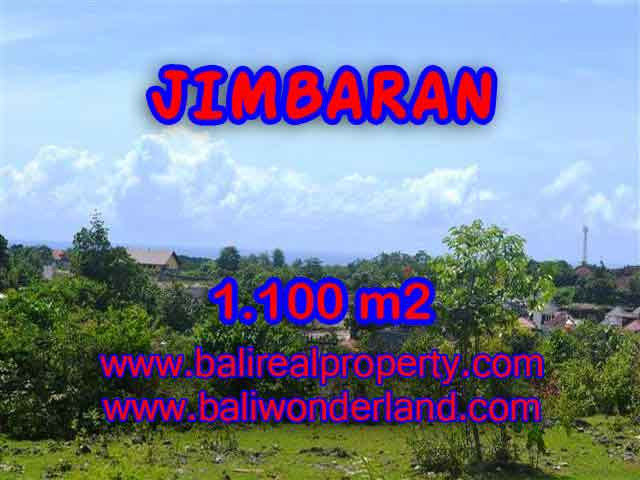 Magnificent LAND IN JIMBARAN BALI FOR SALE TJJI067