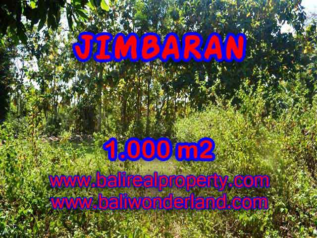 Beautiful JIMBARAN BALI LAND FOR SALE TJJI071
