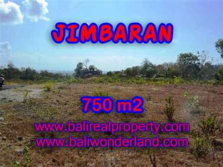 Magnificent PROPERTY 750 m2 LAND FOR SALE IN JIMBARAN BALI TJJI079