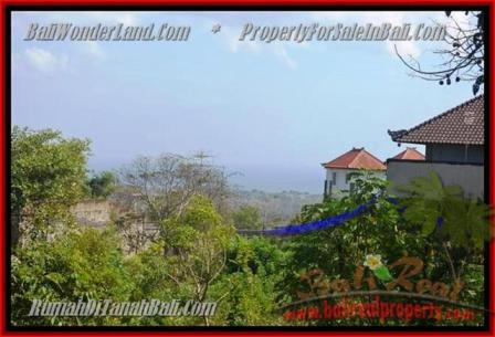 Affordable PROPERTY LAND FOR SALE IN Jimbaran Ungasan BALI TJJI080