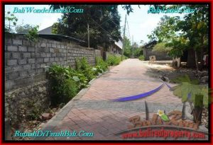 FOR SALE Exotic PROPERTY 600 m2 LAND IN JIMBARAN TJJI097