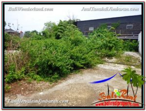 Exotic PROPERTY 200 m2 LAND FOR SALE IN Jimbaran Ungasan BALI TJJI106