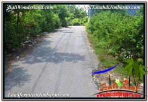 FOR SALE Affordable LAND IN JIMBARAN TJJI108