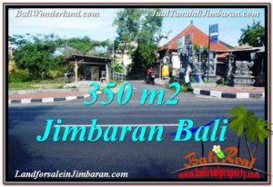 FOR SALE Magnificent PROPERTY 350 m2 LAND IN Jimbaran Ungasan BALI TJJI103
