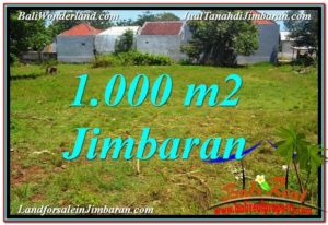 Affordable LAND FOR SALE IN JIMBARAN BALI TJJI108