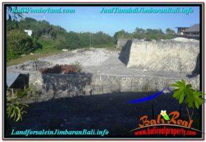 Exotic 1,670 m2 LAND IN Jimbaran Ungasan FOR SALE TJJI116